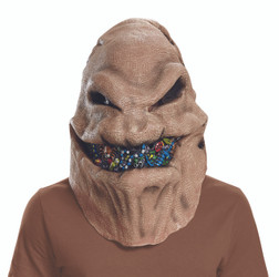 Deluxe Nightmare Before Christmas Oogie Boogie Latex Mask(OTHER)