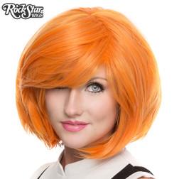 Rockstar Hologram Bob Pumpkin Mix Wig