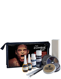 Kryolan Professional Zombie Makeup Kit