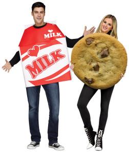 Cookies & Milk Couples Fun Costume