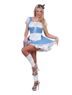 Ladies Oktoberfest Olga Costume