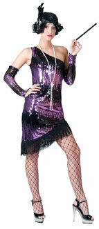 20s Charleston Jazzy Flapper Dress