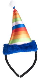 Mini Clown Hat Headband