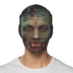 Creepy Frankenstein Hood Mask