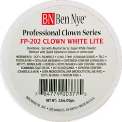 Clown White Lite 2.5 Oz