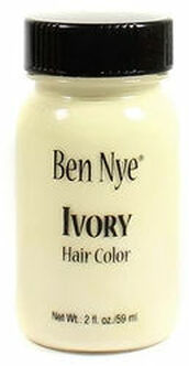 Ben Nye Ivory Hair Color Makeup - 2oz