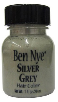 Ben Nye Silver Grey Hair Color Makeup - 1oz