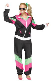 80's Track Suit Womens
