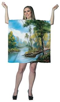 Bob Ross Painting Dress