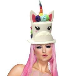 Foam Unicorn Hat