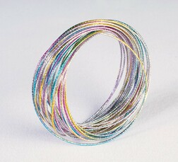 Glittery Disco Bangle Bracelets