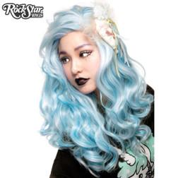 Peek-A-Boo Wig Powder Blue