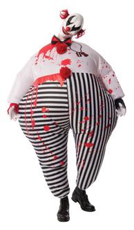 Inflatable Evil Clown
