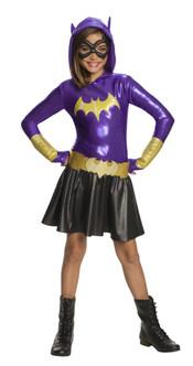 Batgirl Hoodie Dress /L