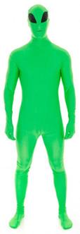 Alien Kids Morphsuit Large (10-12)