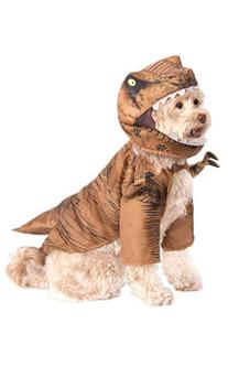 T-Rex Pet Costume Large