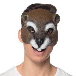 Supersoft Squirrel Animal Mask