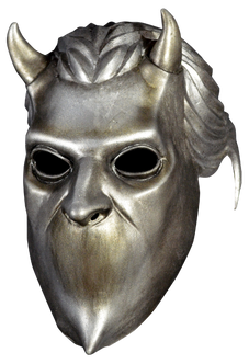 Ghost Band - Nameless Ghoul Latex Mask