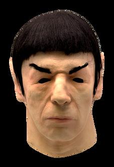 Star Trek: The Original Series Spock Latex Mask