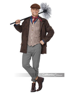 Chimney Sweep 2018 Mary Poppins Movie Costume