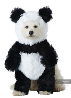 Cute Panda Pooch Dog Costume