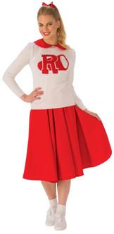 Rydell High Cheerleader Grease Costume
