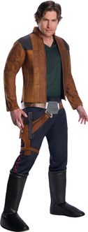 Han Solo, Solo: A Star Wars Story Deluxe Licensed Costume