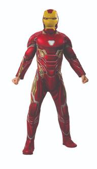 Mens Avengers: Infinity War Licensed Iron Man Costume