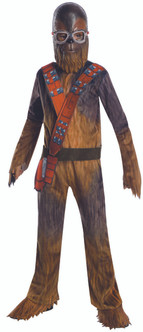 Kids Deluxe Licensed Solo: A Star Wars Story Chewbacca Costume