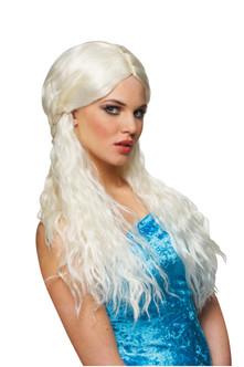 Barbarian Throne Bride Wig