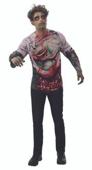 Zombie Walker Torn Top