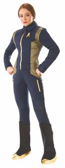 Women's Star Trek - Discovery Command Officer Uniform Jacket