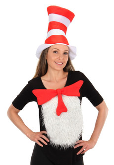 Cat In The Hat Costume Kit