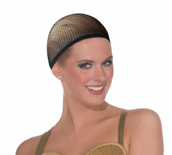 Black Mesh Wig Cap