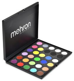 Mehron Paradise Makeup AQ™ 30 Colour Palette - Face & Body Paint