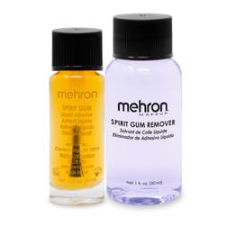Mehron Studio Spirit Gum with Remover