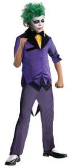 Childs Classic DC The Joker Costume