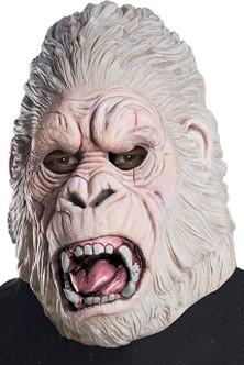 White Gorilla Mask