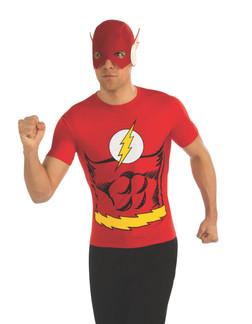 Adult The Flash T-Shirt Costume