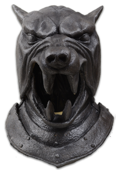 Game of Thrones Latex Hound Helmet