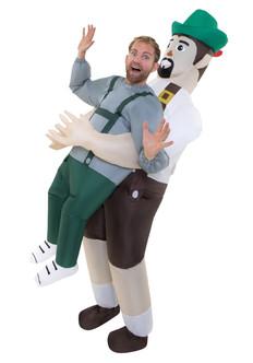 Bavarian Pick Me Up Oktoberfest Costume
