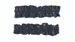 Garter Armbands - Black