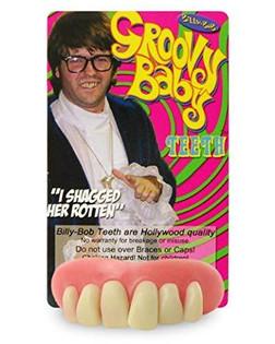 Groovy Baby (Austin) Teeth