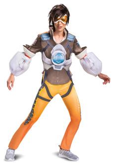 Deluxe Tracer Overwatch Costume