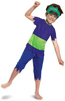 Toddler/Children's Frankie Mash Super Monsters Costume