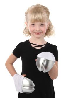 Children's Unicorn Hooves (Gloves)