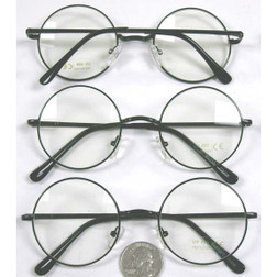 Round Thin Frame Glasses