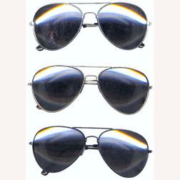 Aviator Mirror Sunglasses