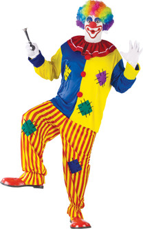 Big Top Clown Costume - Plus Size
