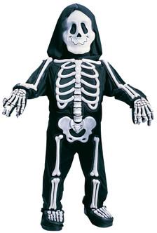 Childrens Skelebones Skeleton Costume